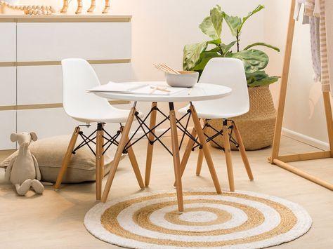 Mocka Belle Kids Table & Chair Set   Kids Replica Furniture   Mocka