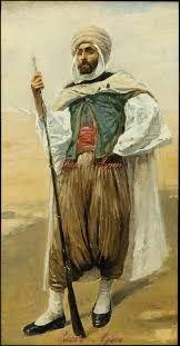 «Арабский воин», 1875 г