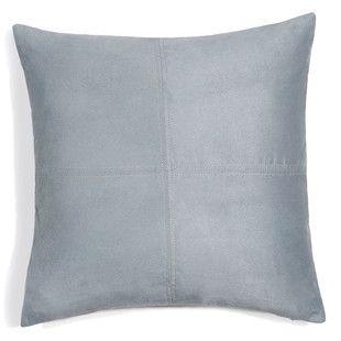 Coussin swedine bleu 60x60