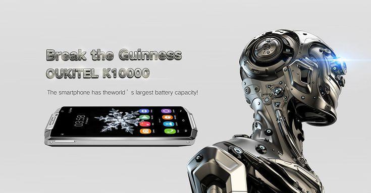 Oukitel K10000 4 Г FDD LTE Мобильный Телефон 5.5 дюймов 2 ГБ 16 ГБ 10000 мАч Смартфон Quad Core Android 5.1 13MP Леденец Большой емкость купить на AliExpress