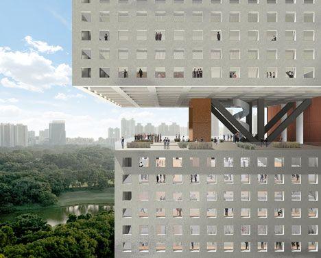 OMA wins competition for second Shenzhen skyscraper