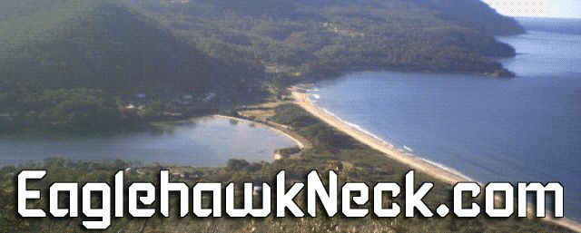 Welcome to Eaglehawk Neck