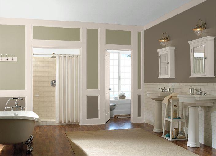 60 best paint colors images on pinterest color palettes for Manhattan beige paint color