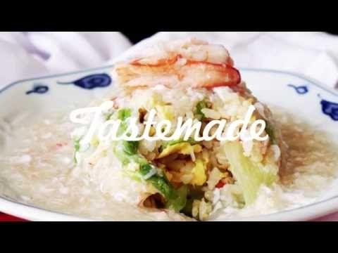 【レシピ】あんかけ蟹レタス炒飯の作り方