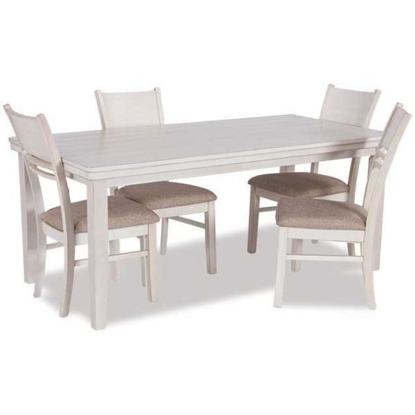 Arrowtown 5 Piece Dining Set By Ashley Furniture Is Now Available At American  Furniture Warehouse.