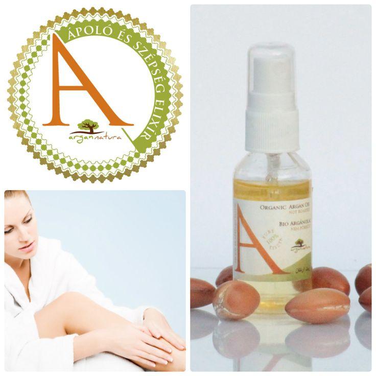 Argánolaj a száraz bőr ápolója, extra hidratálás, azonnali felszívódás. Az argánolaj, bár olaj, de a bőr pórusait nem tömíti el.
