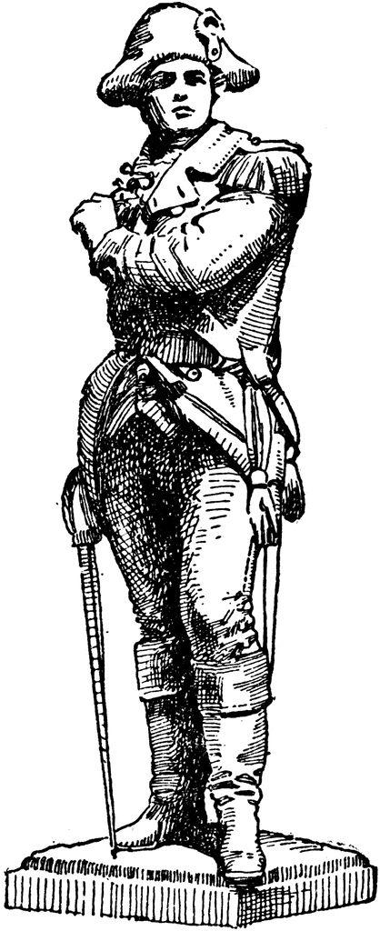 Statue of Ethan Allen
