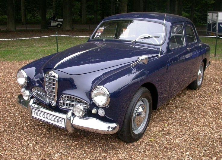 Alfa Romeo 1900 Berlina (1952)