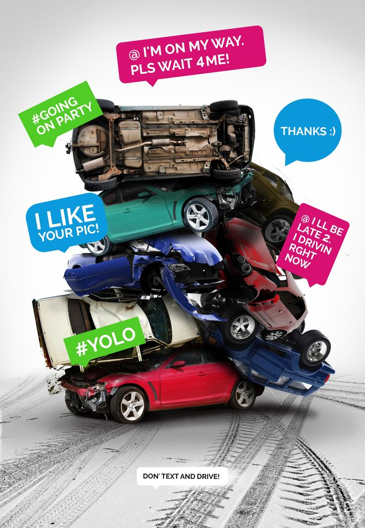 don't text and drive campaign - Google Search