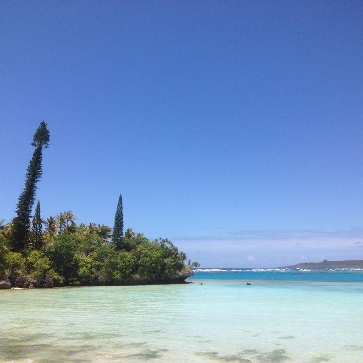 Baie de Wadra - Lifou