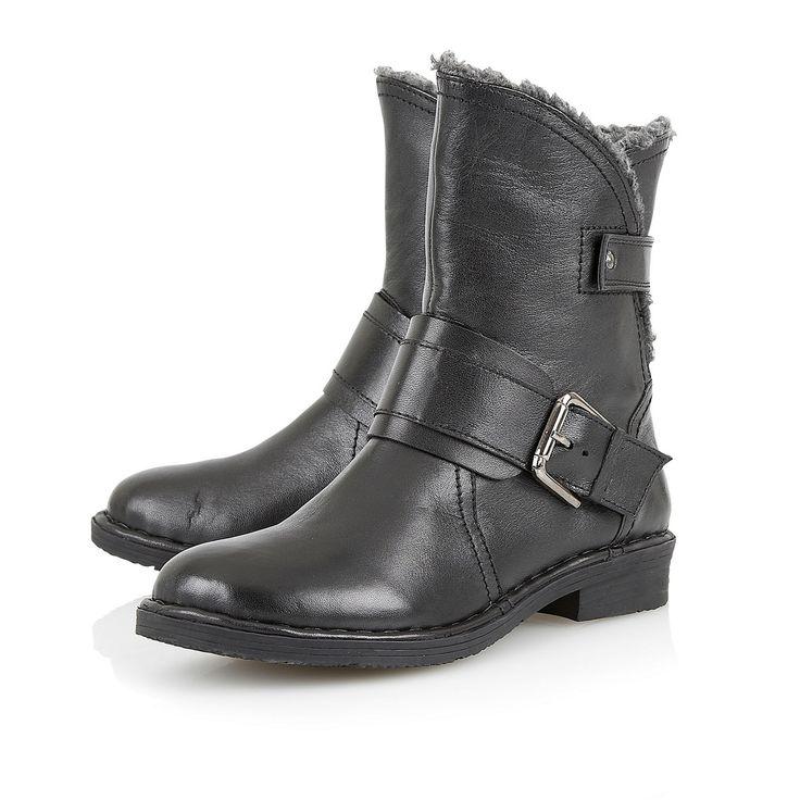 lotus black elgon ankle boots at debenhams ie shoes