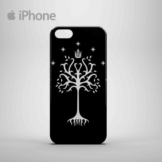 New Tree of Gondor Lord of The Rings LOTR logo by yogaefendi0
