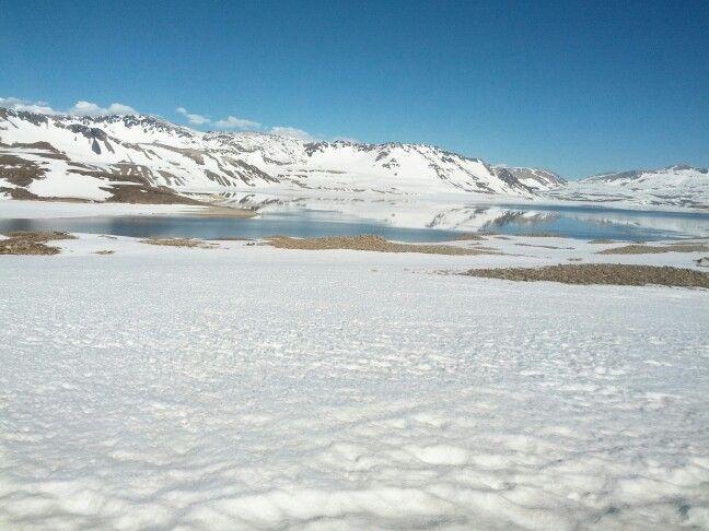 Laguna del Maule, Talca, Chile