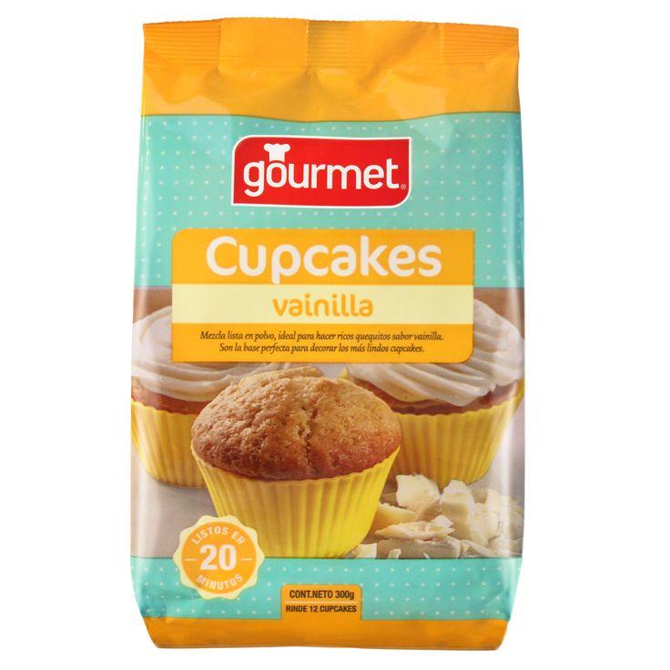Mezcla lista para Cupcake Vainilla