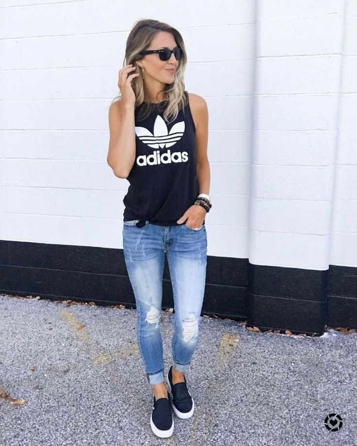 Über 40 rustikale Sommeroutfits mit Sneaker-Schuhen – Dress & Outfits