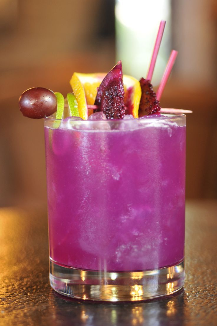 Prickly Pear Margarita Recipe from the Gage Hotel in Marathon, TX. Love.