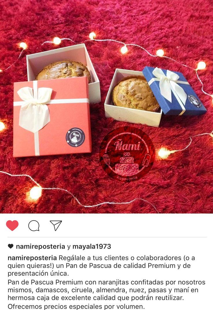 Contacto@namireposteria.cl Ñami Repostería