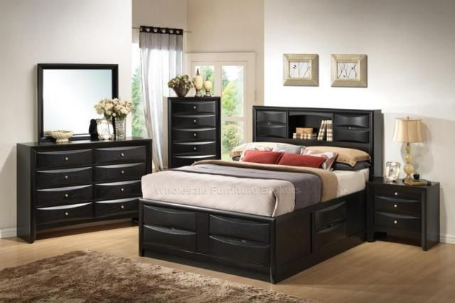 37 Inexpensive Bedroom Sets With Drawers Under Bed