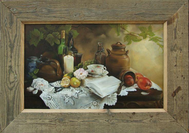 oil on canvas, 50x80, 2014 aut. Katarzyna Waszewska