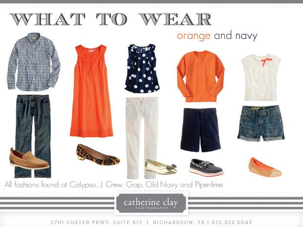 What to wear: Spring // Catherine Clay Photography