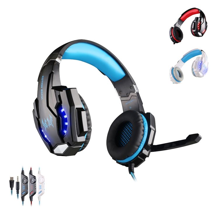 33.14$  Buy here - http://aivv6.worlditems.win/all/product.php?id=32697579652 - G9000 3.5mm jack and USB headphones gaming ,comfortable headphones with Microphone LED Light for Laptop Tablet and Mobile Phones