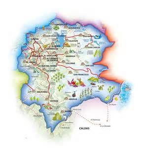 mapa de nuestro oriente