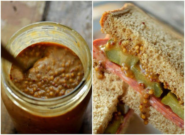 Family Feedbag: Spicy beer mustard   Family Feedbag recipes   Pintere ...