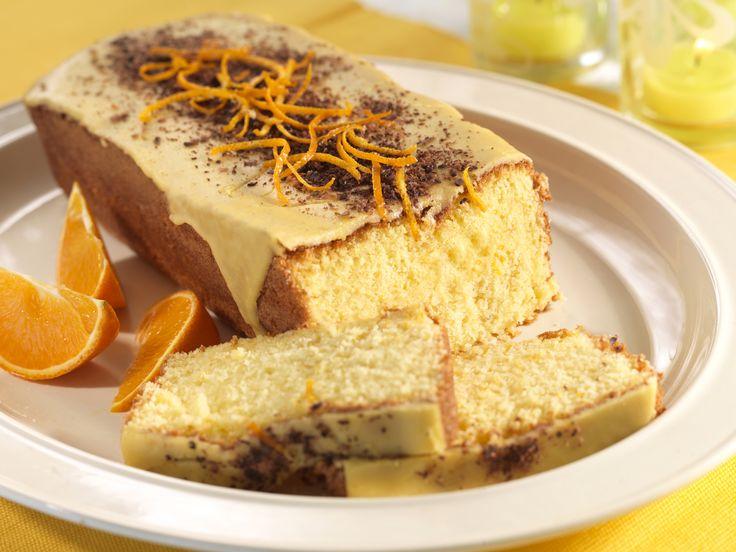 Bakelyst.no: Her får du oppskriften på en lett og glutenfri appelsinkake.