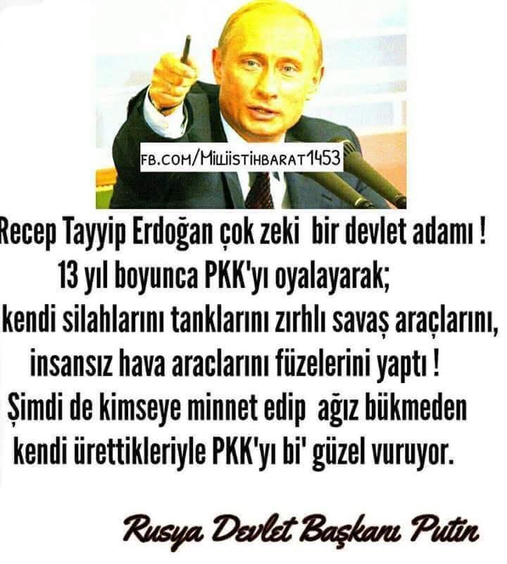 Bu Türk'ü  Reis e Hatalı Diyenlere Gelsin  ..!!