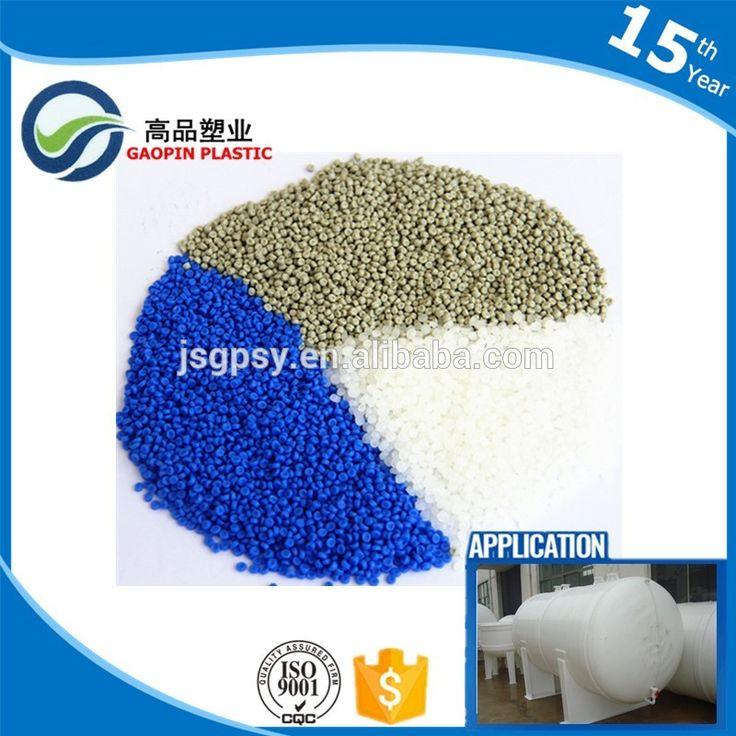 chemical storage tank's pp plastic raw material polypropylene homopolymer pph virgin granule