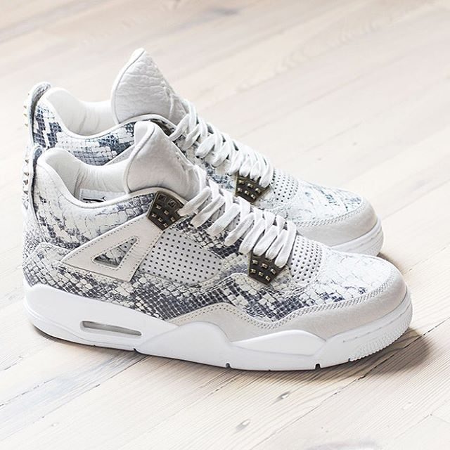 "Air Jordan 4 ""Pinnacle"" Release Date: May 21st, 2016: Price: $400: Extreme or Trash  #fire #yeezy #shoe #shoes #extreme #hot #sellkicks #SellOrtrade #nba #basketball #running #jumpman #jumping #kicksforsell #kicksonfire #kickstagram #kicksoftheday #swag #sneakers #fashion #reebok #nike #adidas #foamposite #ovo #breast #cancer #awareness #foundation"