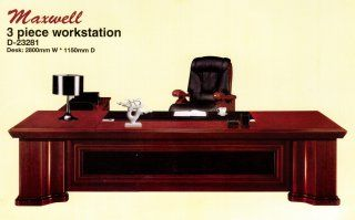 Maxwell Executive Desk
