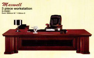 Maxwell Executive Desk