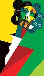 Fito Paez by Pablo Lobato