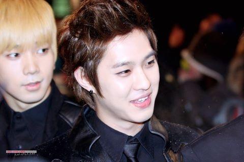 Seungho di Red Carpet 2012 SBS Gayo Daejun