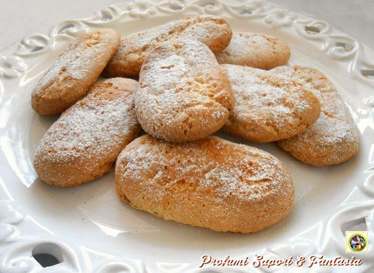 Biscotti rustici da colazione senza ammoniaca