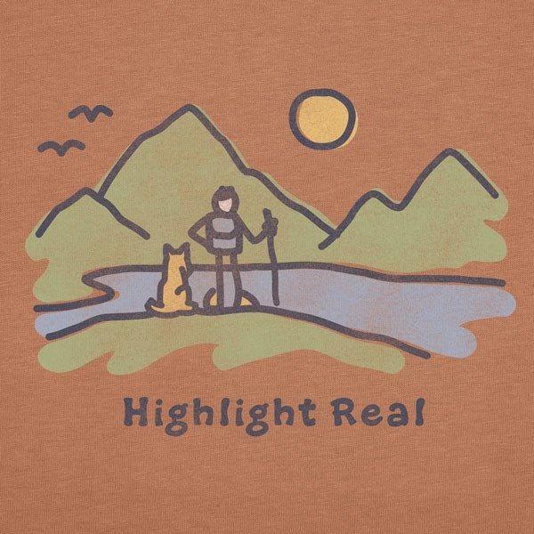 Highlight Real.