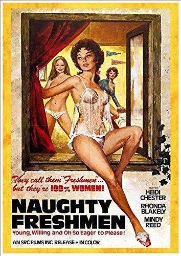 Vintage adult movie