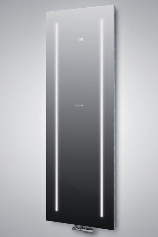 Magic Glass & Magic Mirror Designradiator | Laurens