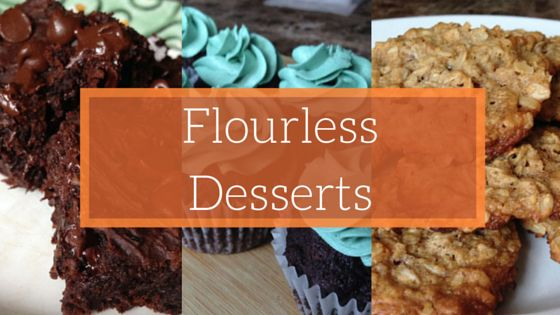 Flourless Dessert Recipes