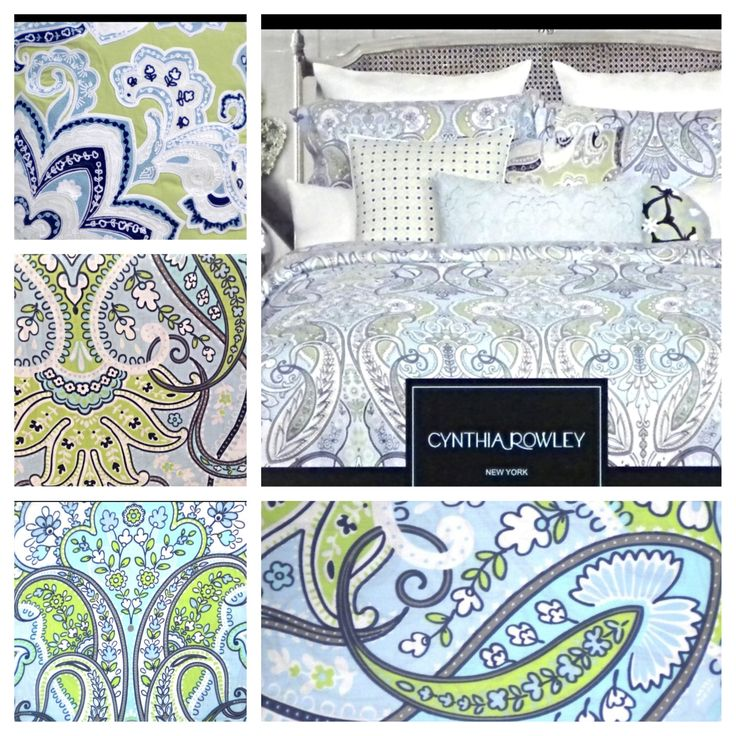 7 best images about bedding on pinterest duvet covers for Cynthia rowley bedding