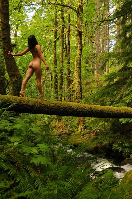 Be at home in nature and in your own skin.