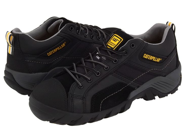 Caterpillar Argon Composite Toe Men's Industrial Shoes Black