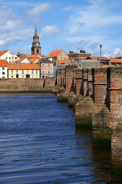 ~Berwick Upon Tweed, Northumberland, England~