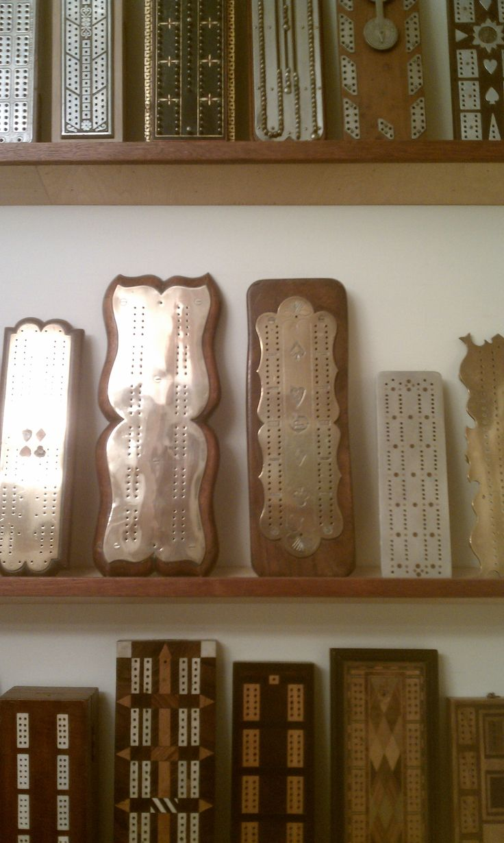 Crib boards for sale uk - Great Cribbage Board Collection
