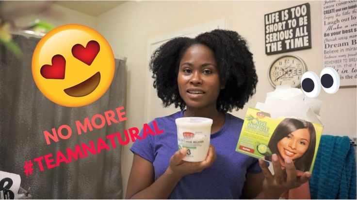 I Permed My Natural Hair PRANK On Husband!!