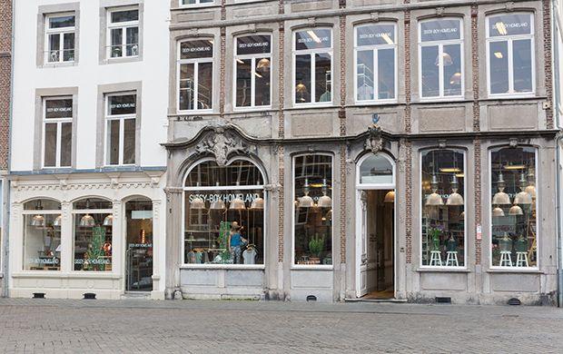 Sissy-Boy Homeland, Markt 55, Maastricht