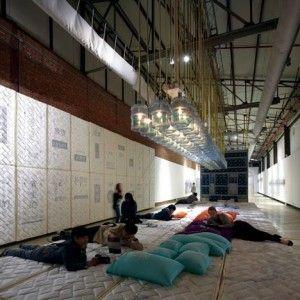 Dezeen Screen: Gimme Shelter! by Sebastián Irarrázaval and Hugo Mondragón