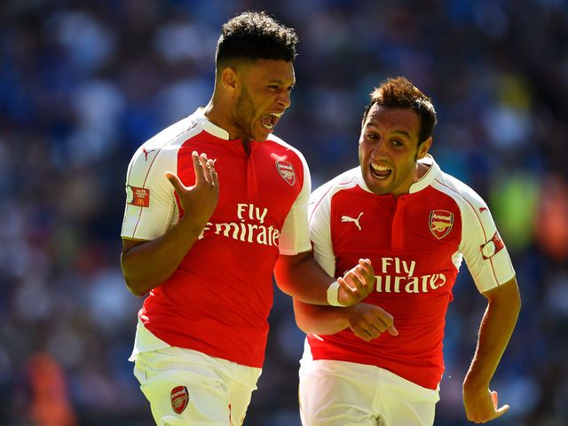 "I got: ""Champions League qualification"" (8 out of 10! ) - How well do you know Santi Cazorla?"