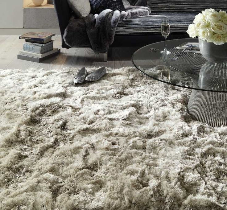 Plush Sand Rugs | Modern Rugs